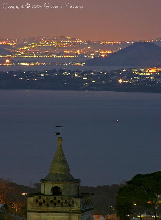 Fiaiano veduta sul Golfo di Napoli